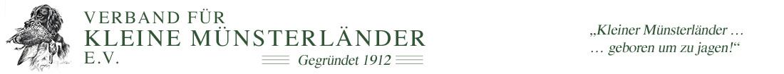 Verband für Kleine Münsterländer e.V.